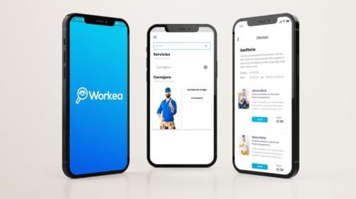workea app
