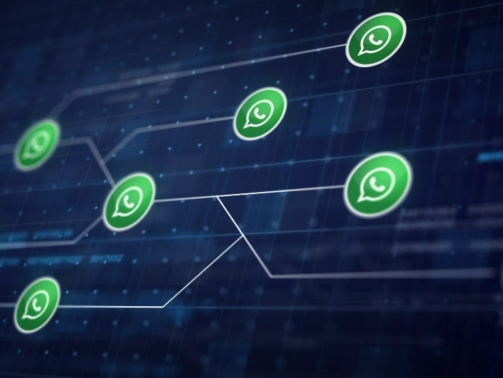 whatsapp-icon-line-connection-of-circuit-board-min